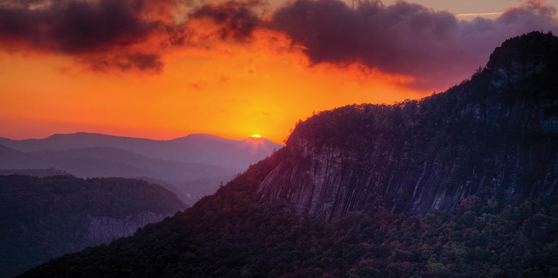 Whiteside_sunrise_Highlands_nc