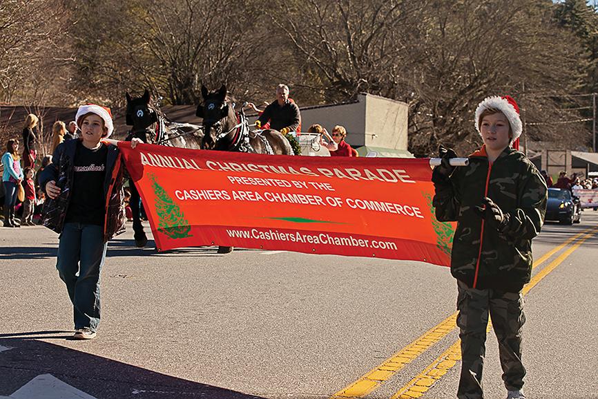 cashiers_nc_christmas_parade