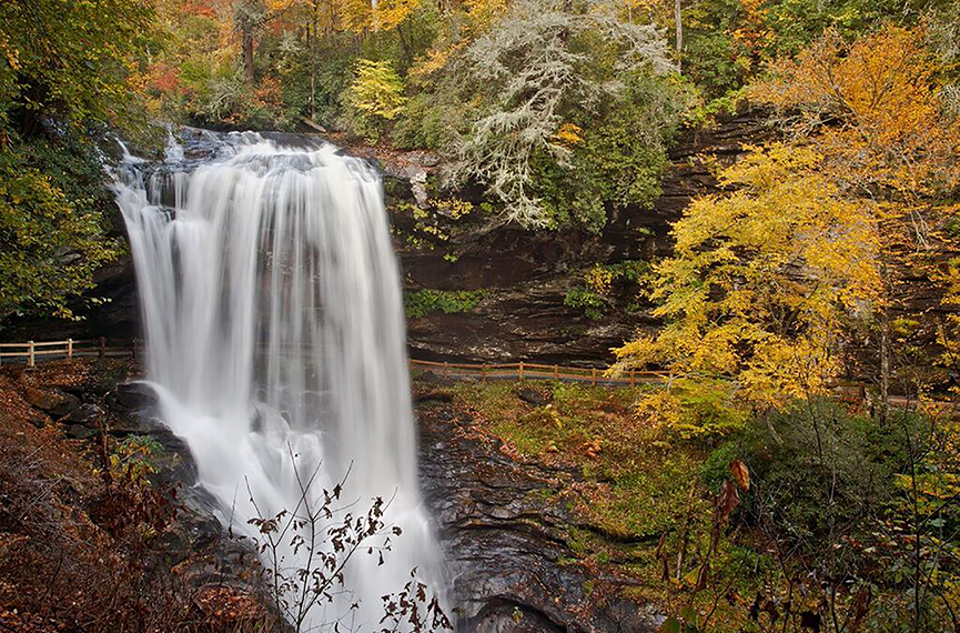 fall_waterfall_highlands_nc