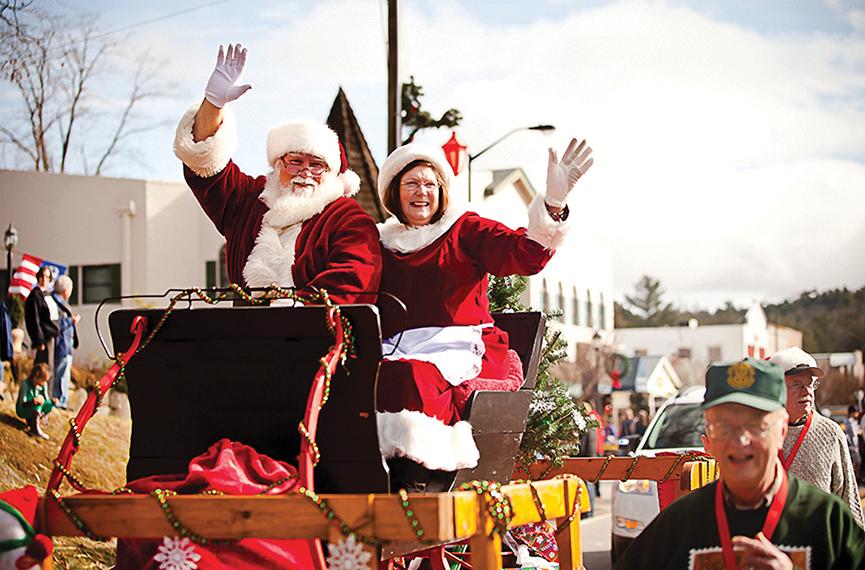 highlands-nc-christmas-parade