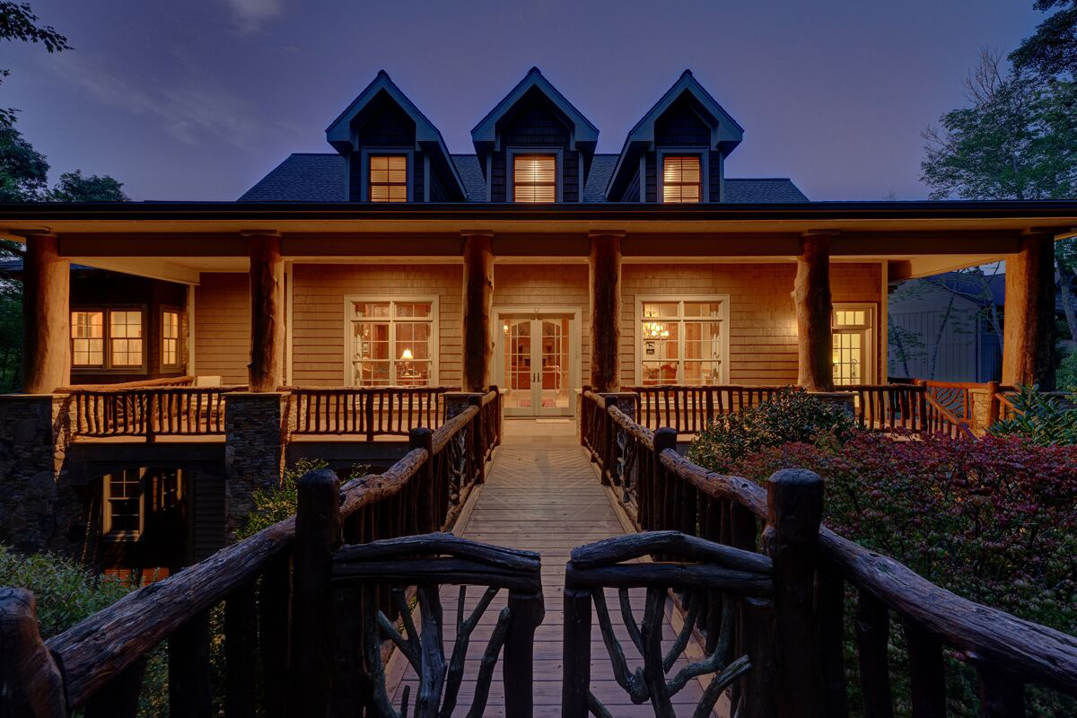 home-for-sale-highlands-nc-berkshire-exterior-at-night