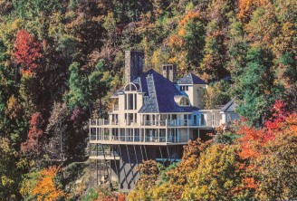 Chateau-rental-exterior-Highlands-nc