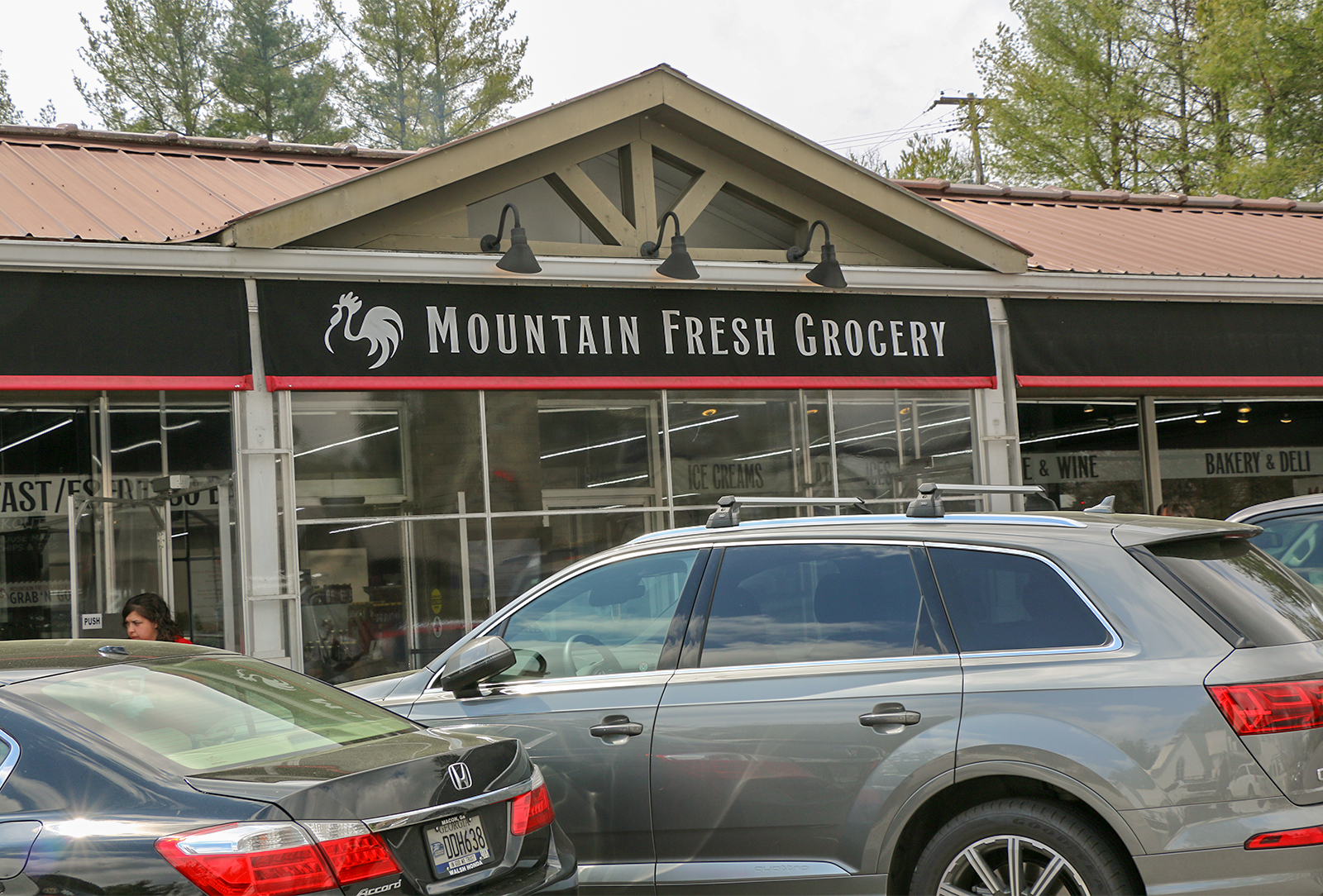 Mountain Fresh Grocery at 521 E. Main Street in Highlands.
