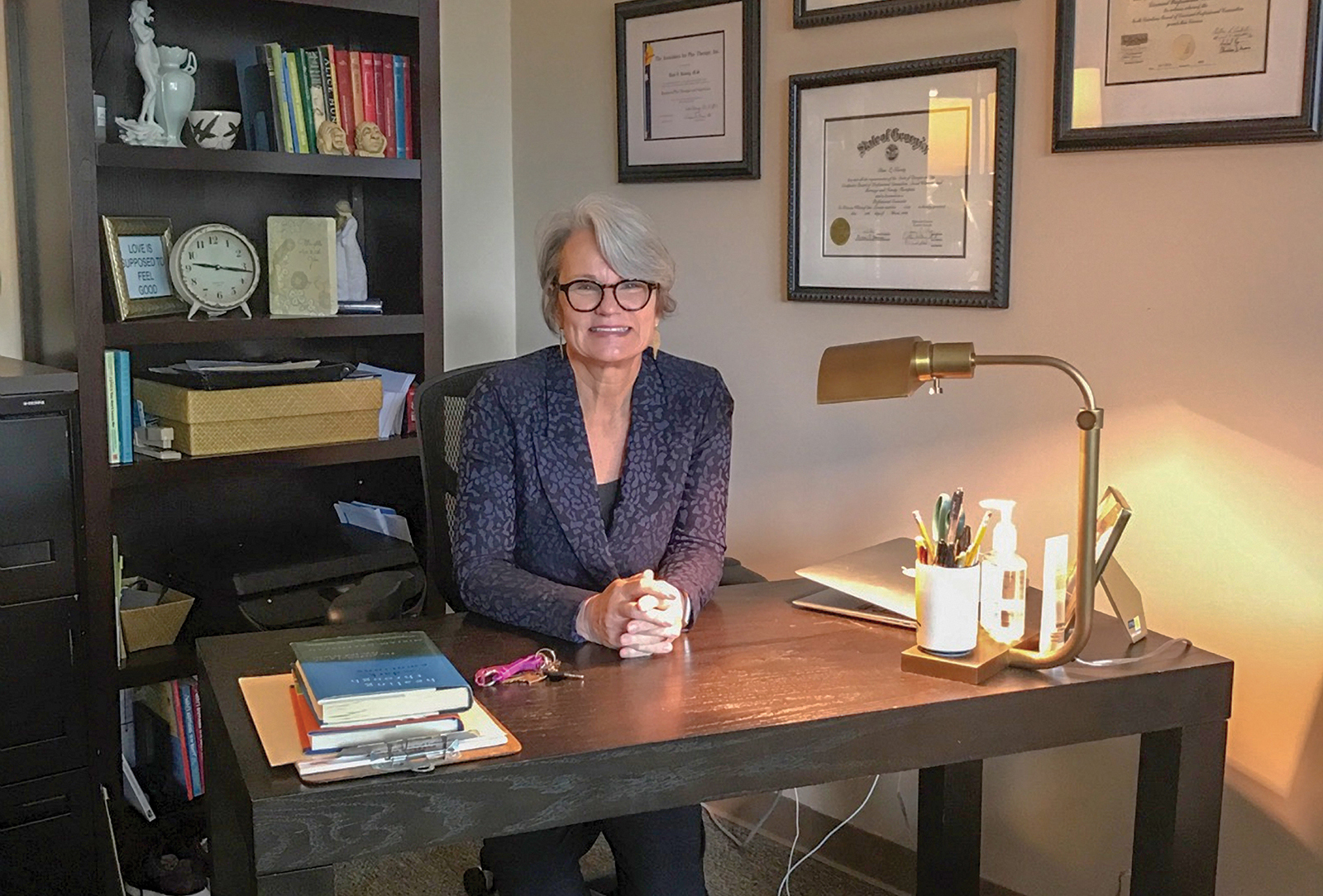Anne Koenig, Peggy Crosby Center
