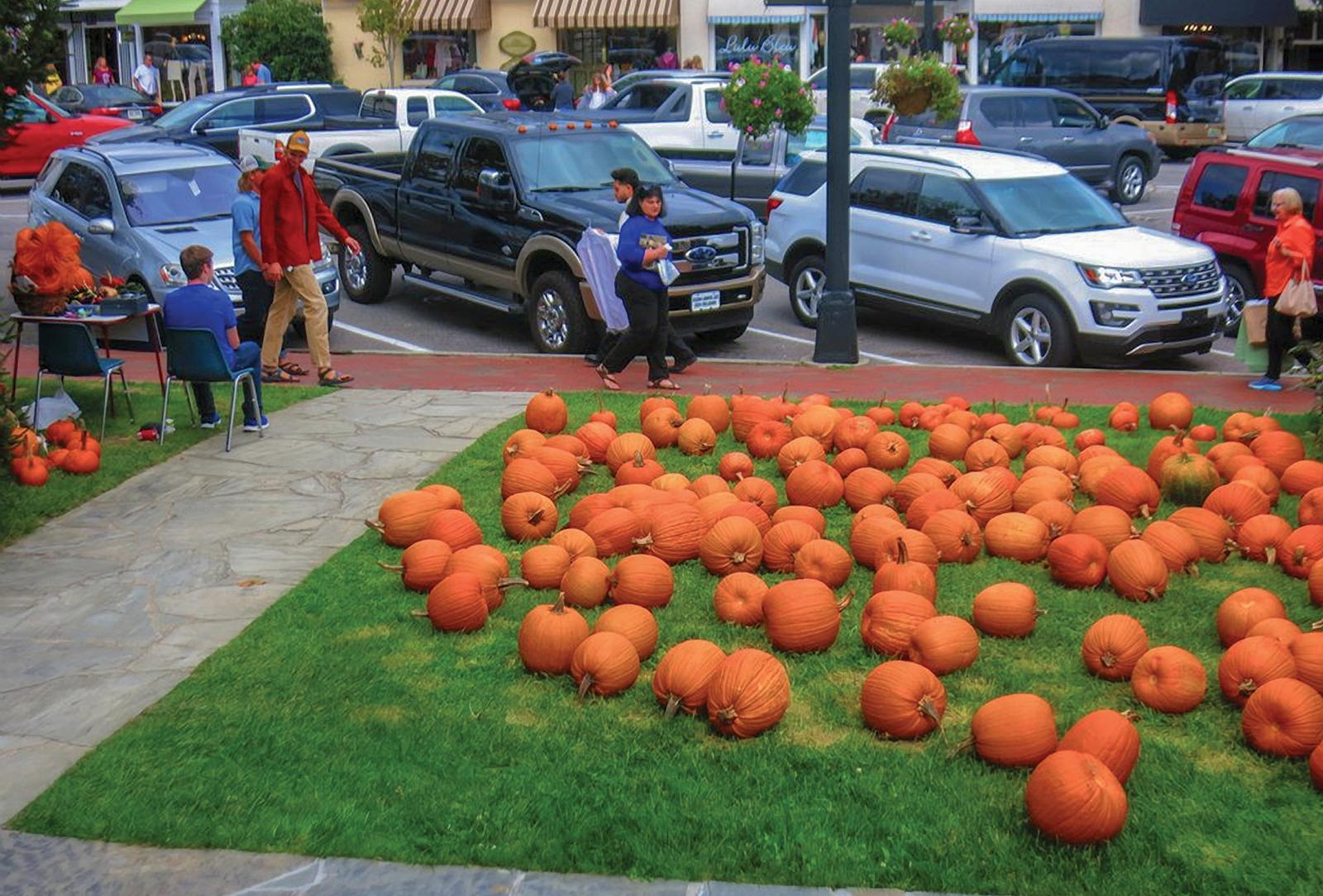 HIghlands umc pumpkin patch highlands nc
