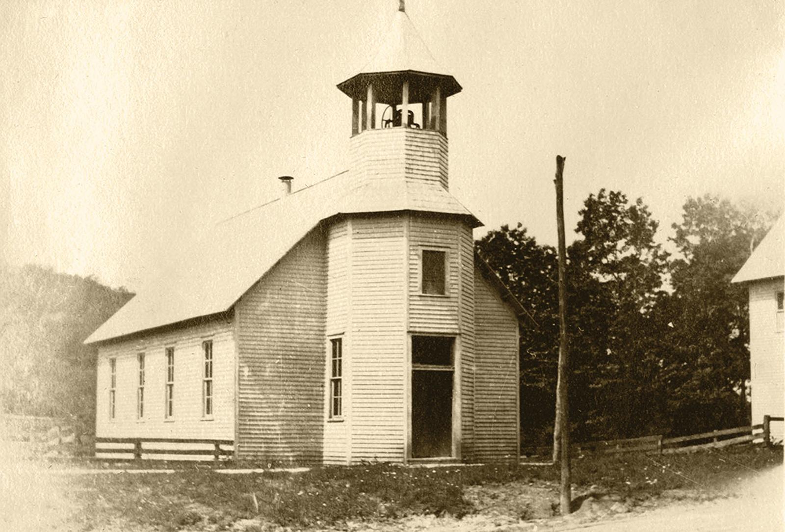 highlands nc Methodist Church 1909