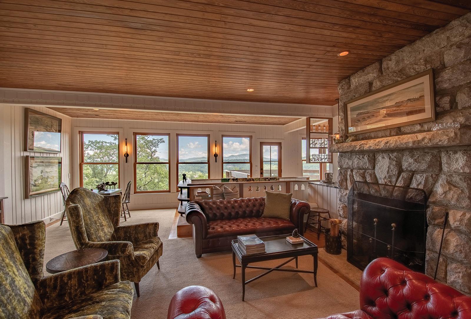 highlands nc homes for sale living room