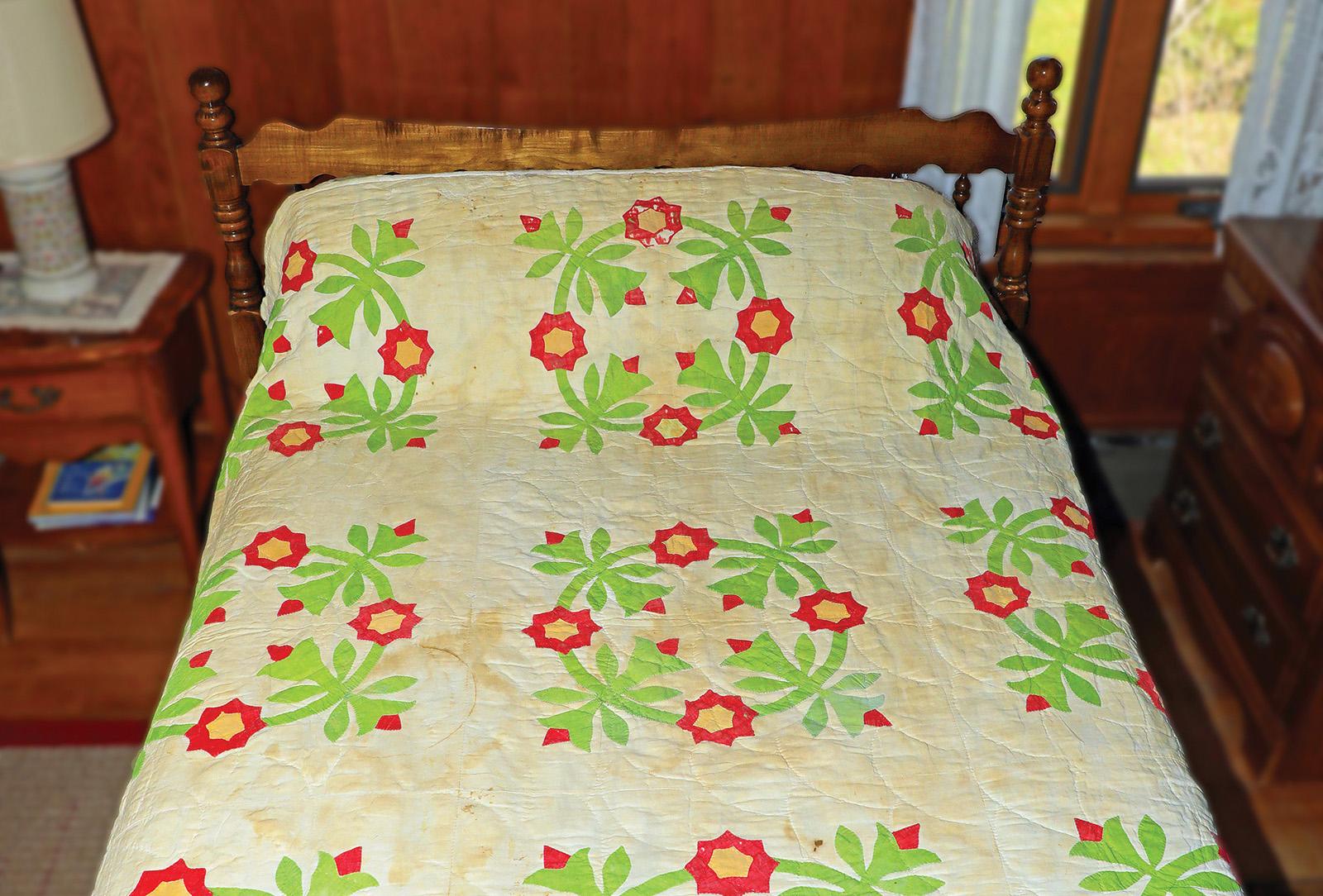 highlands nc quilt bed