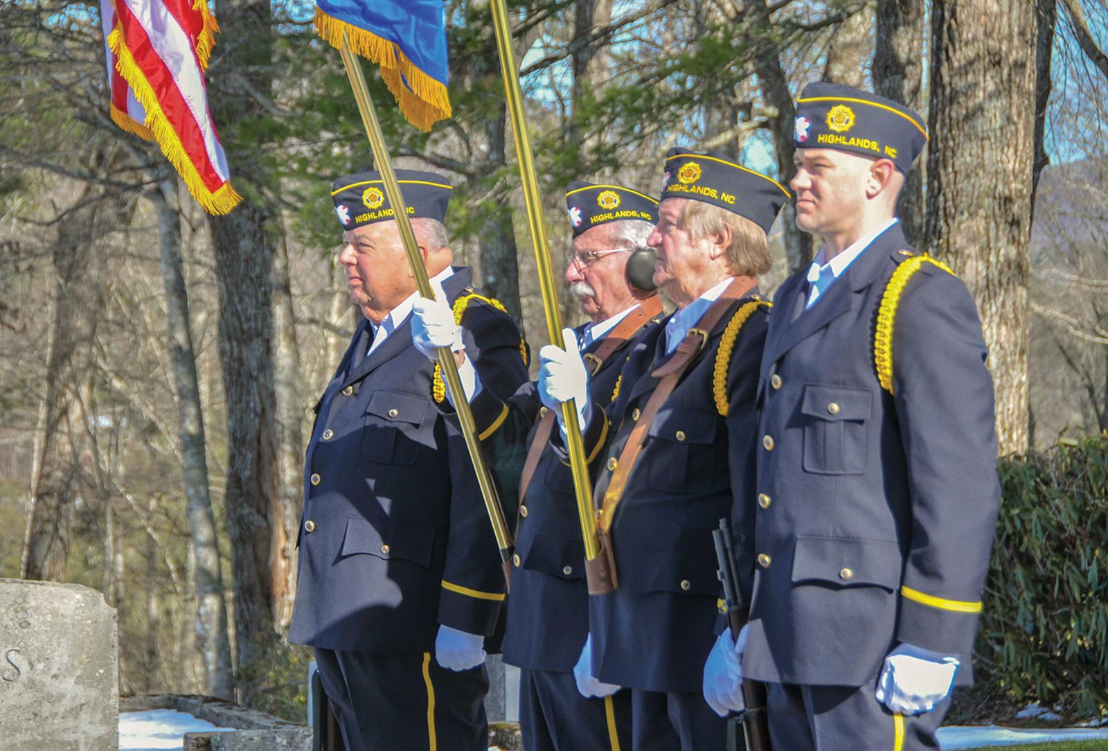 highlands nc American Legion