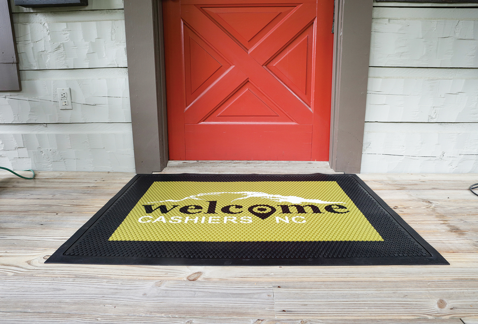 cashiers nc chamber of commerce welcome mats