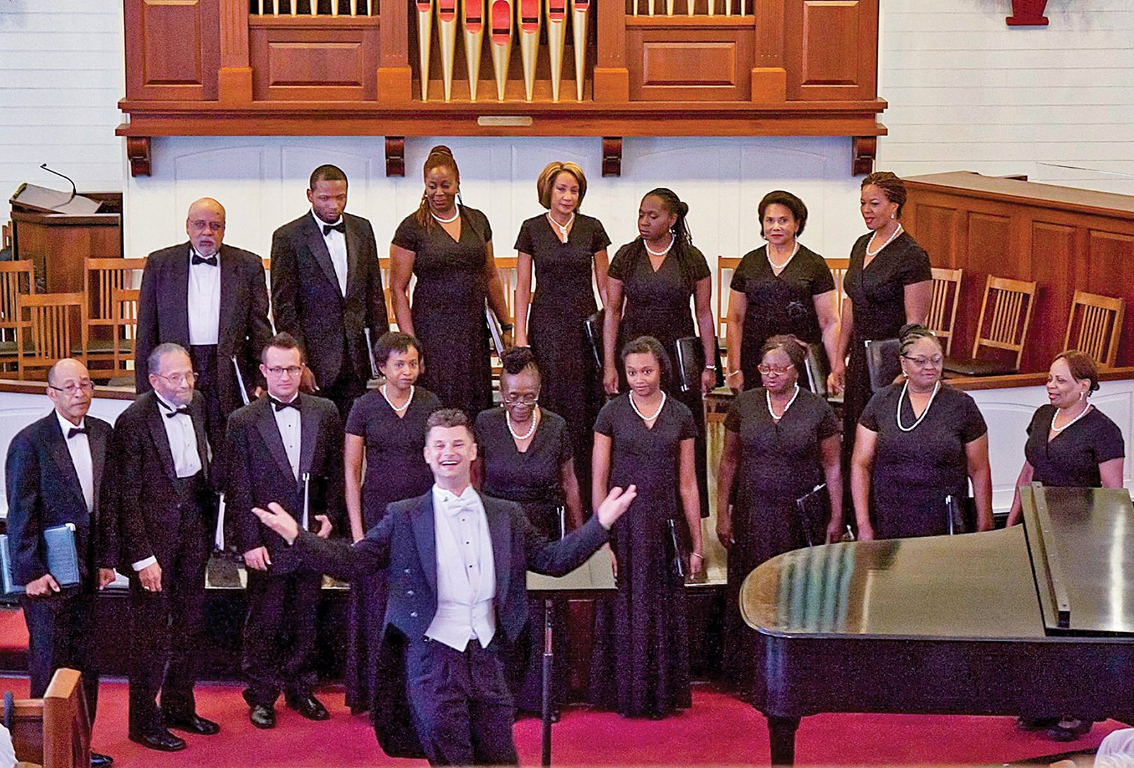 highlands nc interlude Trey Clegg Chamber Choir