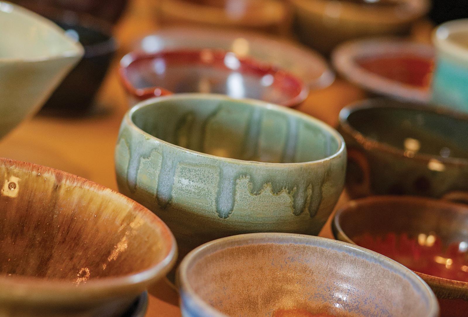 highlands nc empty bowls bowls