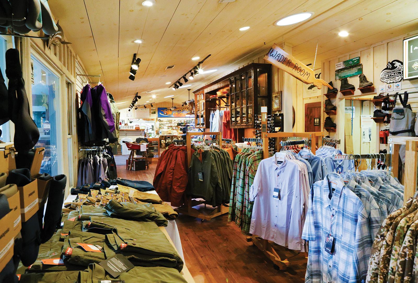 cashiers nc shopping brookings clothing
