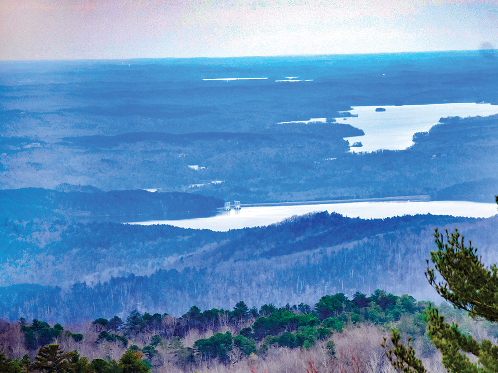 cashiers-nc-adventure-Bearwallow-lake