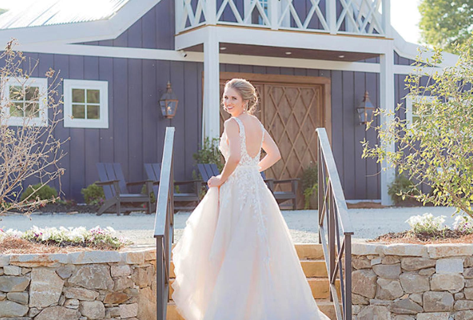 dillard ga julep farms Bride and Barn