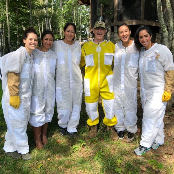Killer Bees Honey