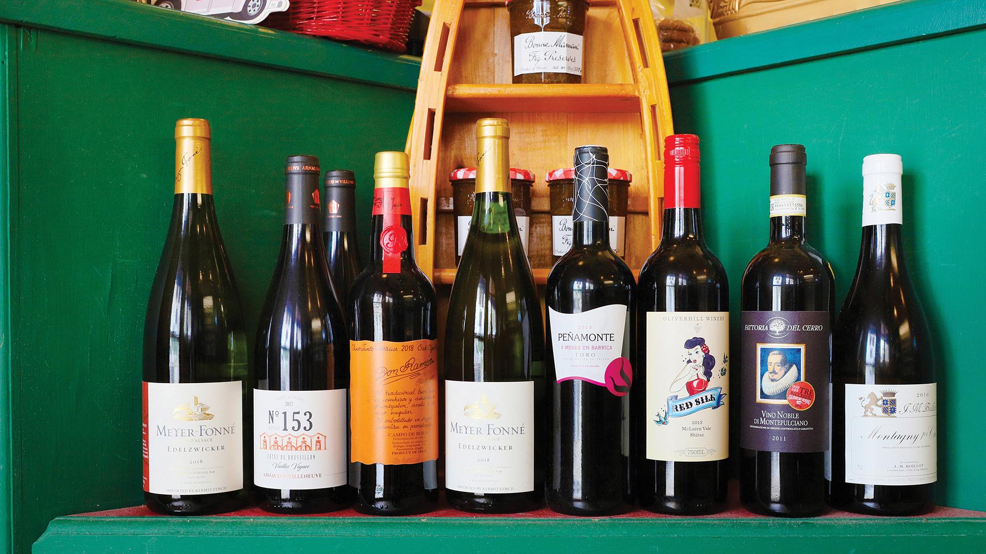 highlands-nc-shopping-rosewood-wine