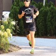 twilight 5k runners highlands nc