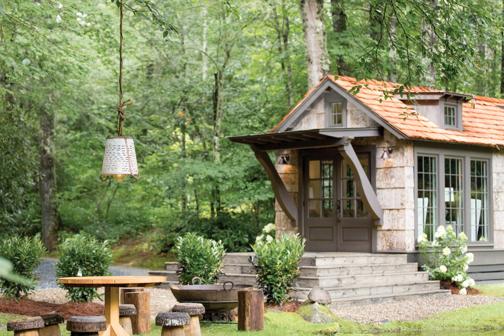 Triple Creek Tiny Home
