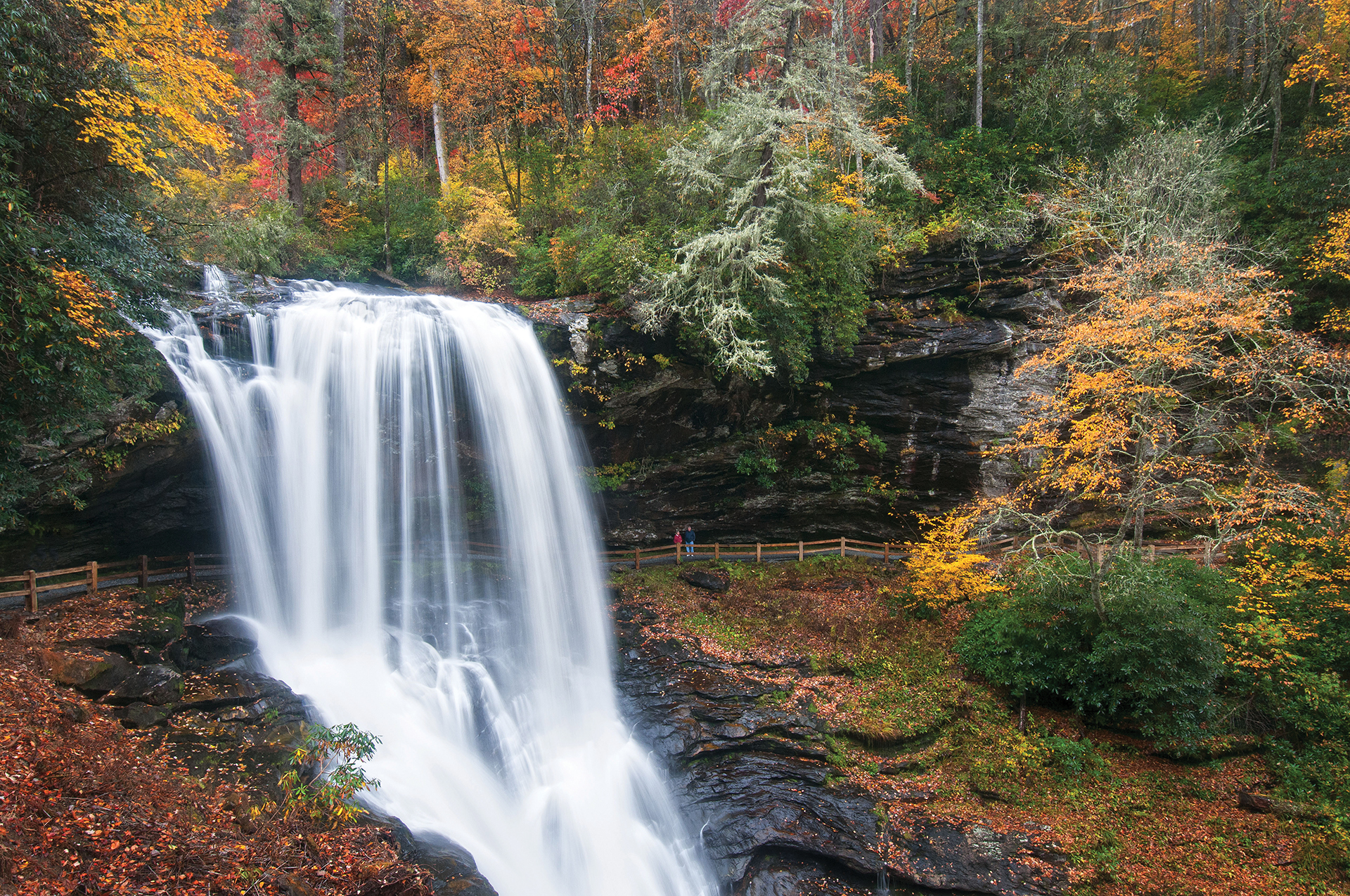 Dry Falls by Charles Johnson