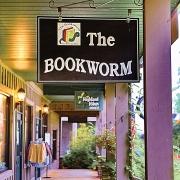 The Bookworm exterior Highlands NC
