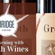 An Evening with Groth Wines