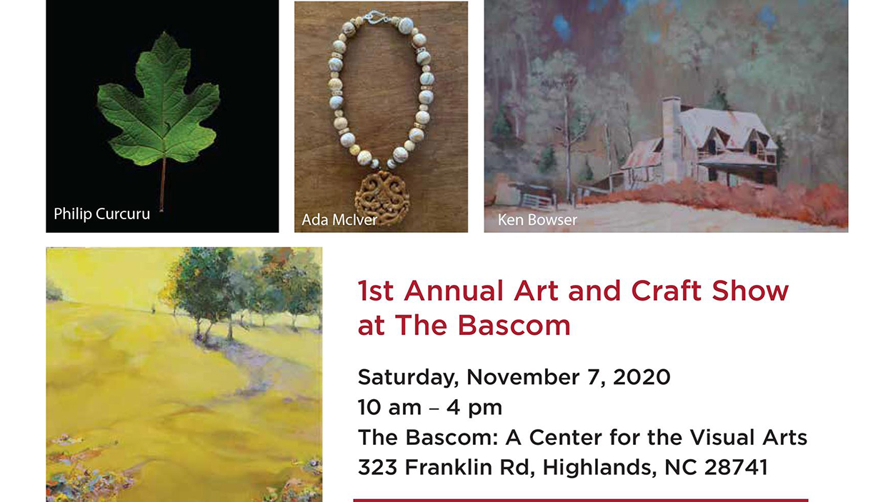 The Bascom Annual Art and Craft Show