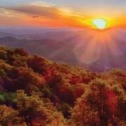 highlands-cashiers-health-foundation-mountain-sunrise