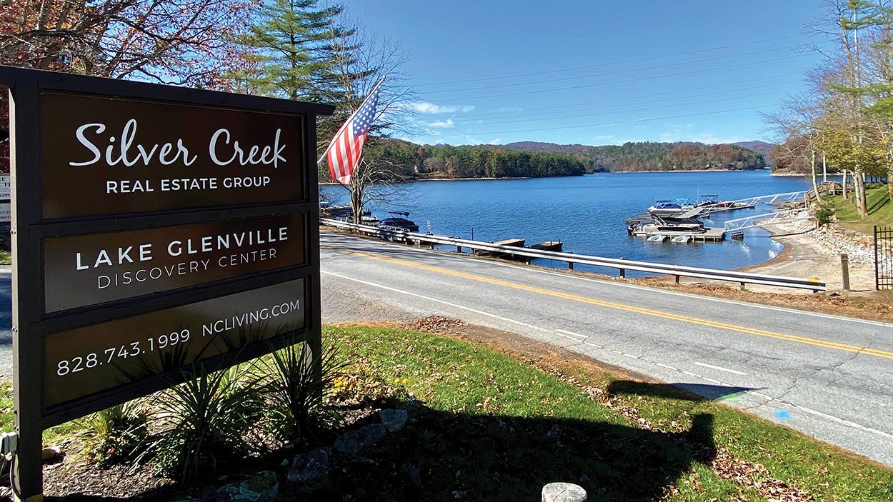 cashiers-nc-silver-creek-lake-glenville-lake-view