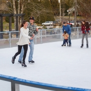 highlands-nc-ice-skating-rink-couple