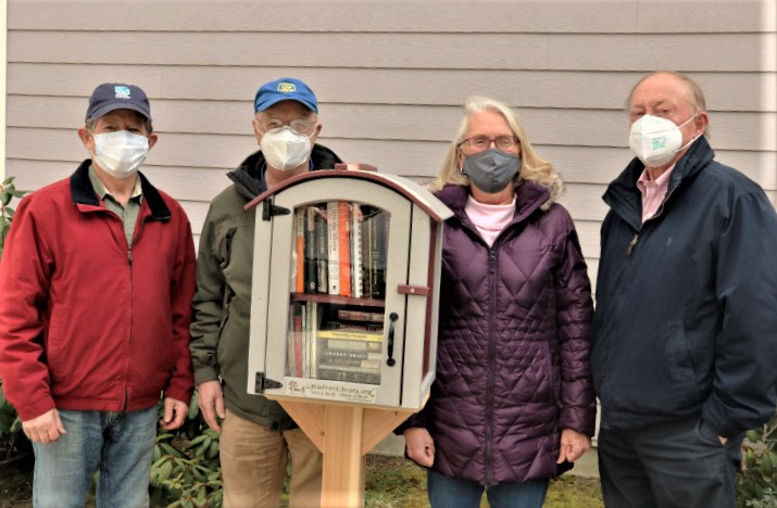 Highlands NC Little Library