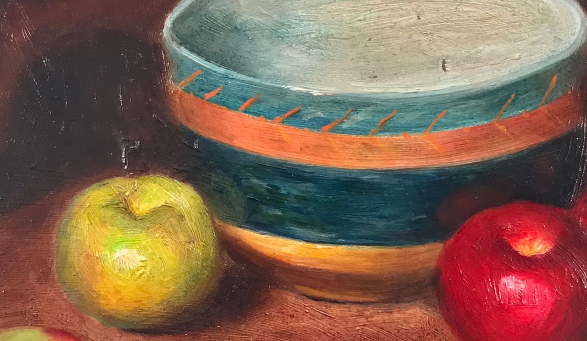 Beginning Oils Classes at The Bascom