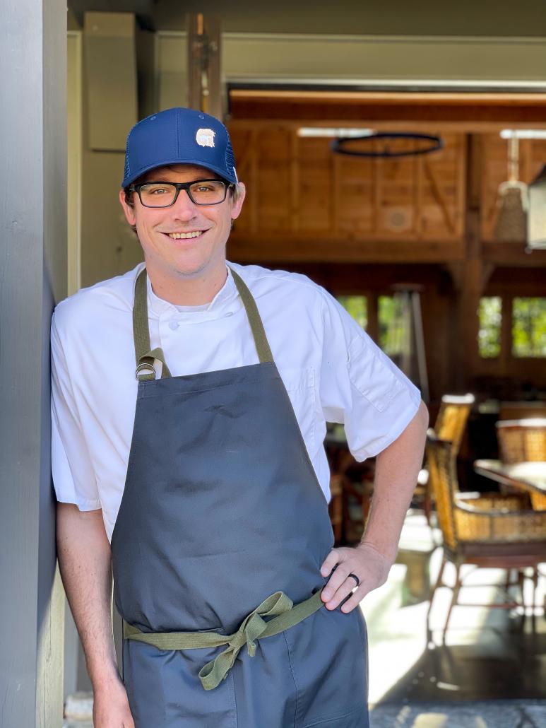 Executive Chef Ed Selle