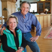 Donna Woods and Marty Rosenfield
