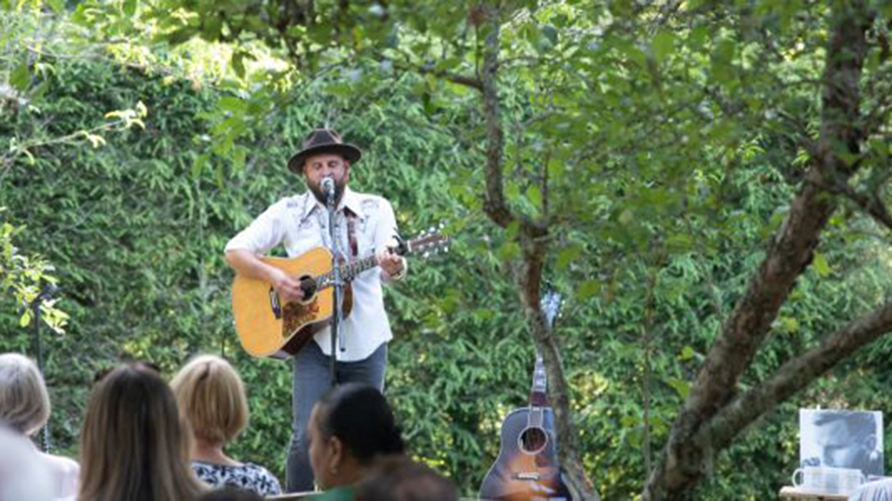Erick Baker: Orchard Sessions at The Farm at Old Edwards