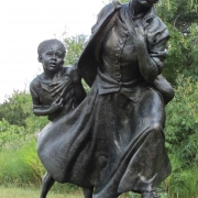 Tubman4-Wofford staute