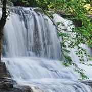 gorges-state-park-Hooker-Falls-charles-johnson