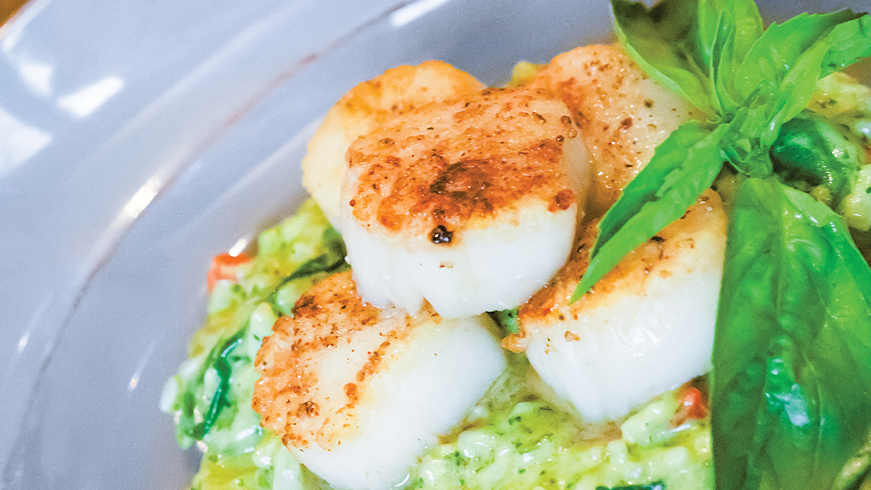 highlands-nc-restaurant-lakeside-scallops
