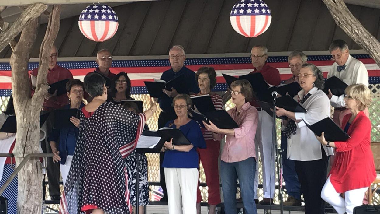Cashiers Community Chorus