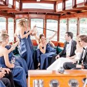 Lake Toxaway Wedding Party