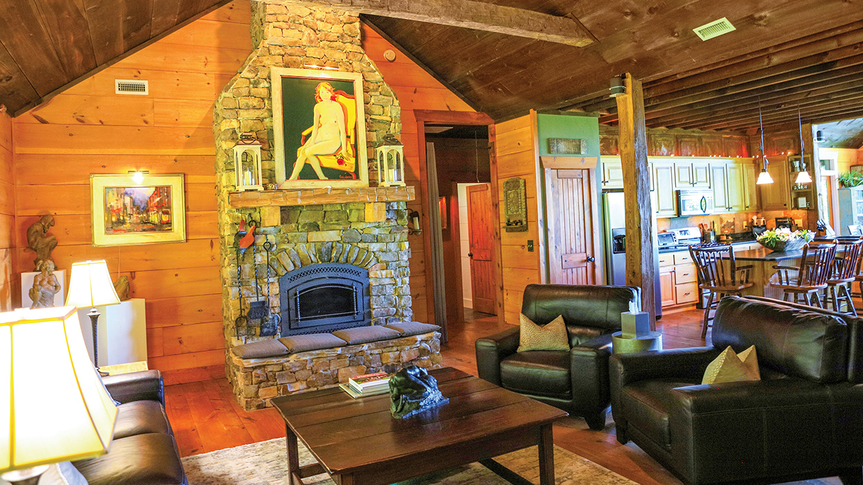 cashiers-nc-Wofford-interior-fireplace