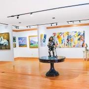 cashiers-nc-ann-lea-art-gallery-overview