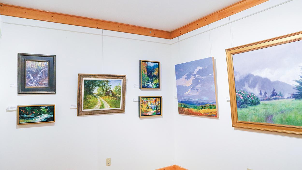 cashiers-nc-ann-lea-art-gallery-section-three