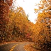 fall-drive-highlands-nc