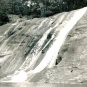 Toxaway Falls pre-dam burst
