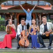 highlands-cashiers-chamber-music-festival-Vega-quartet