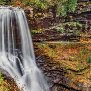 highlands-nc-dry-falls-autumn-fall