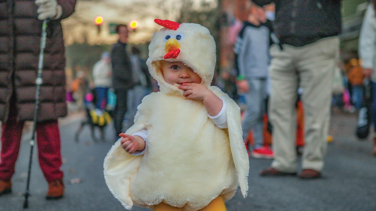 highlands-nc-halloween-baby-chick