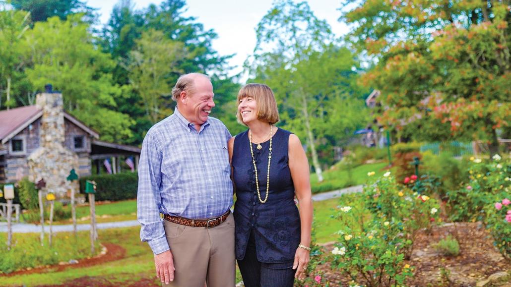 Bob and Nancy Mills