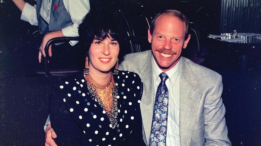 Nancy and Bob, 1991